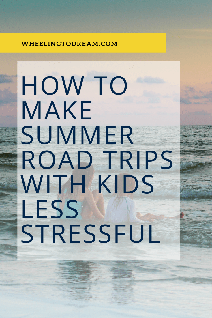 tips for traveling with kids making family travel easier