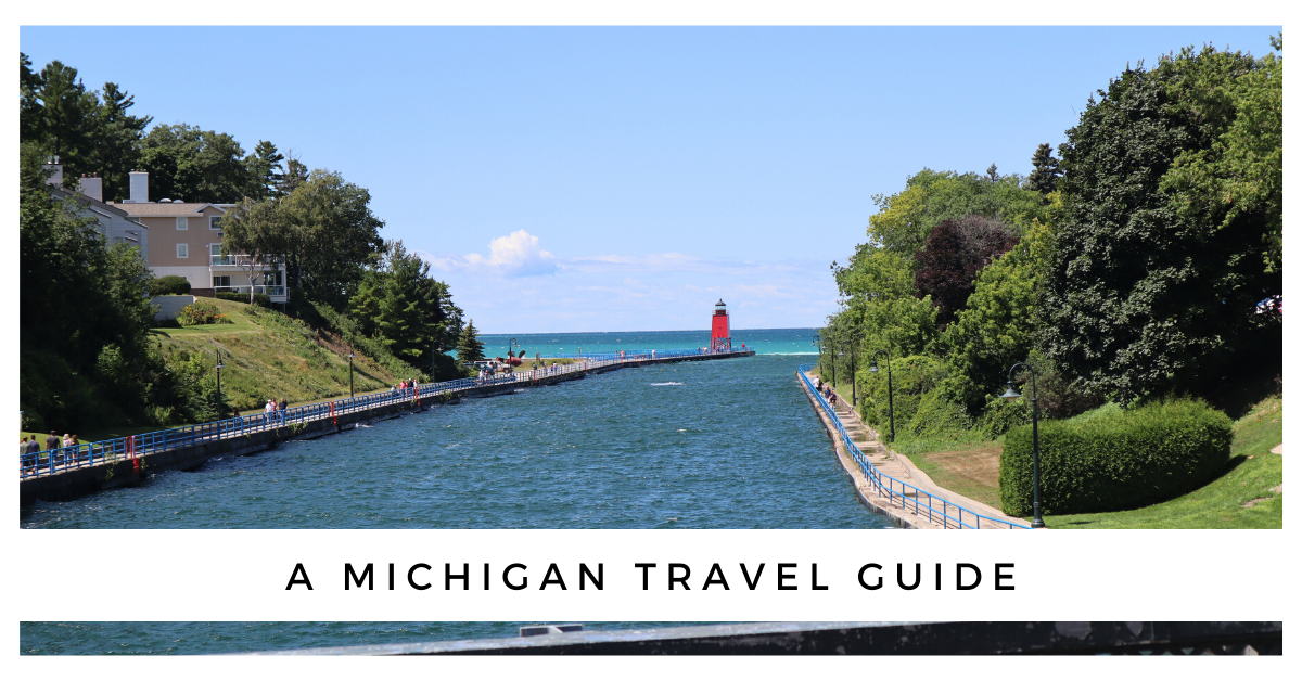 Michigan Travel Guide: From Michigan to Ohio