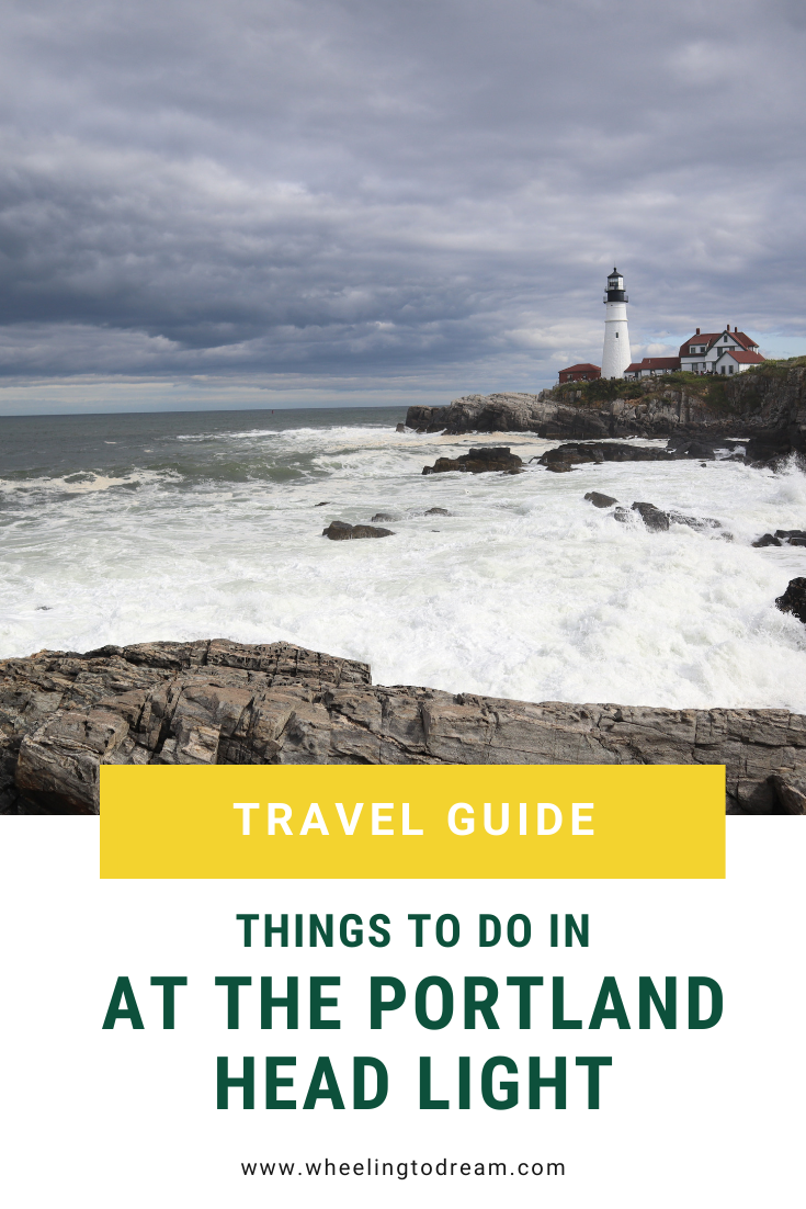 If you are headed northeast and looking for things to do in Portland Maine you should definitely check out Portland Head Light. Visiting Maine in the Fall was a highlight of our RV travels up north. Watch our video and plan your next rv travel adventure in Maine. #rvliving #rvtravel #rvlivingfulltime #portlandmaine #portlandme #lighthouses