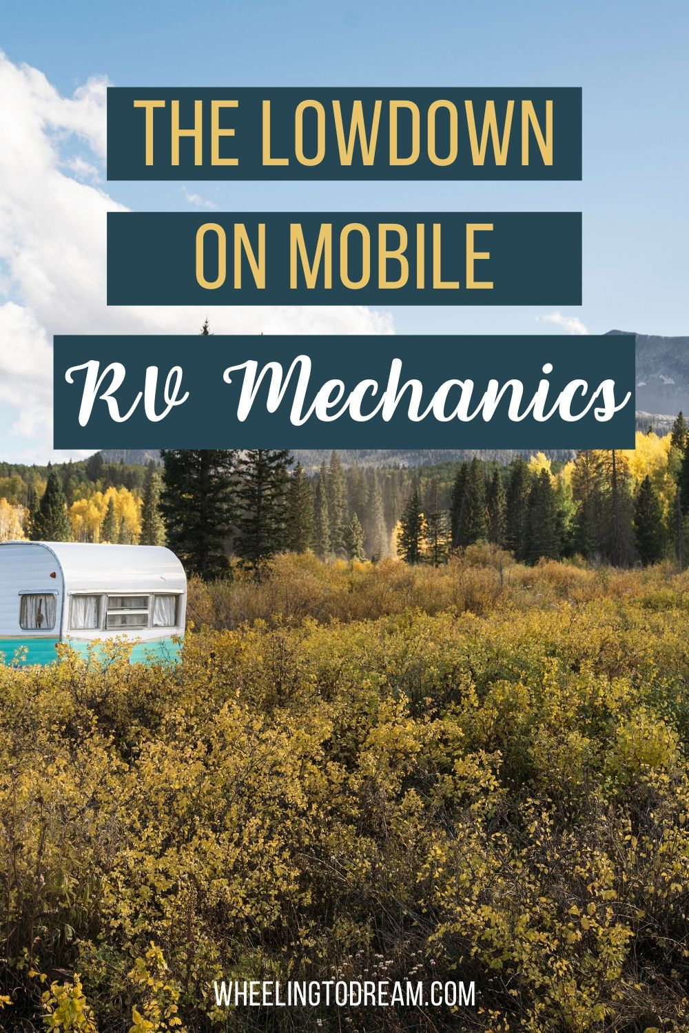 Mobile RV repair techs... should you hire one to perform RV maintenance for you? Learn how to vet a mobile RV repair tech so you aren't getting ripped off. If you're about to perform a major RV repair or looking to get routine RV maintenance done these RV maintenance tips can help you. You may even find tips here that will help you when you are buying a used RV. Those yearly RV maintenance tips are going to stack up... don't get ripped off! #mobilervrepair #rvmaintenance #rvliving