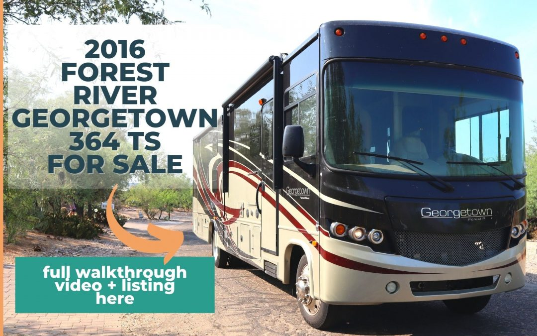 2016 Forest River Georgetown 364 TS For Sale
